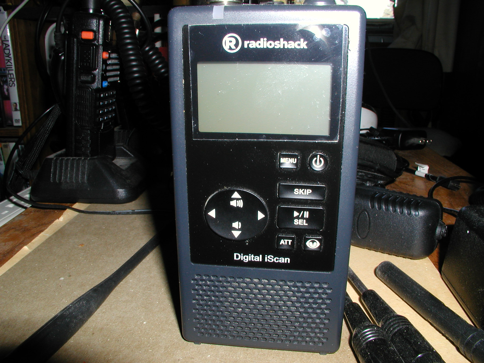 radio shack pro 668 manual
