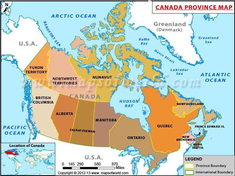Cities Near Brampton Ontario Canada