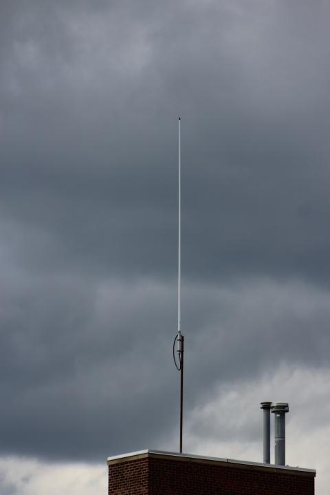70 CM Receive/Transmitter Antenna
