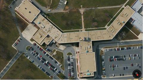 Overhead of Kenwood High School