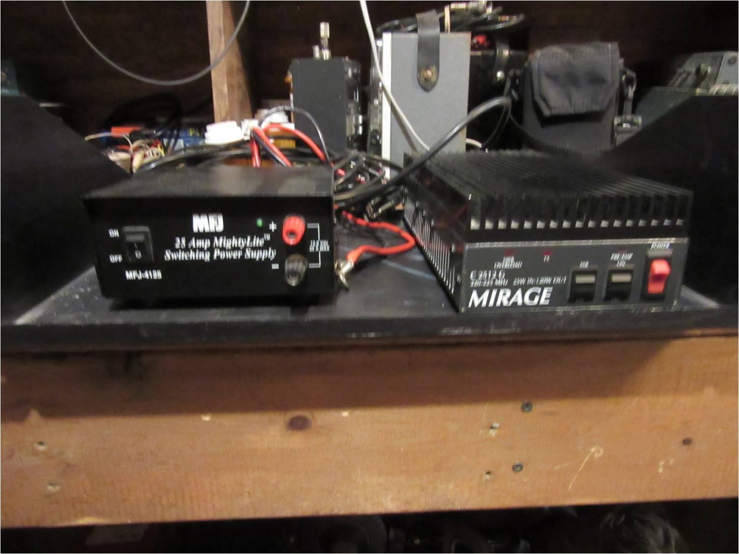 220 Linear and Power Supply